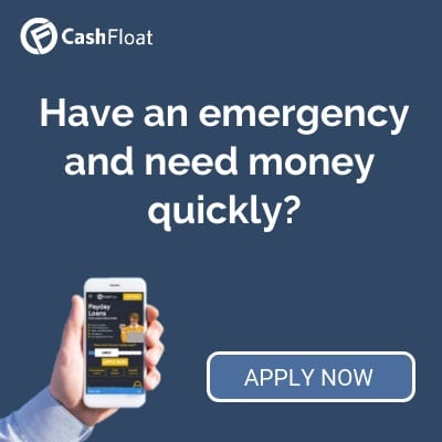 Apply now for your Cashfloat loan