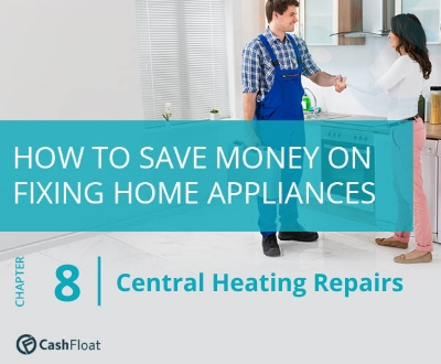 Find out central heating repairs that you can do yourself - Cashfloat