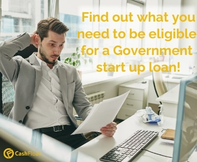Find out what you need to be eligible for a Government start up loan!  Cashfloat
