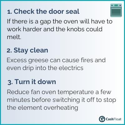 oven maintenance tips - Cashfloat